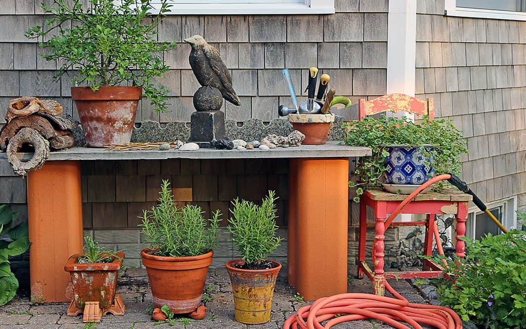 Barbecued Greens, Firepits, Preserving the Harvest & Our Secret Six Tools