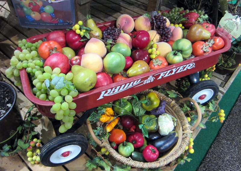 Green Apples, Caffeine, and Corn